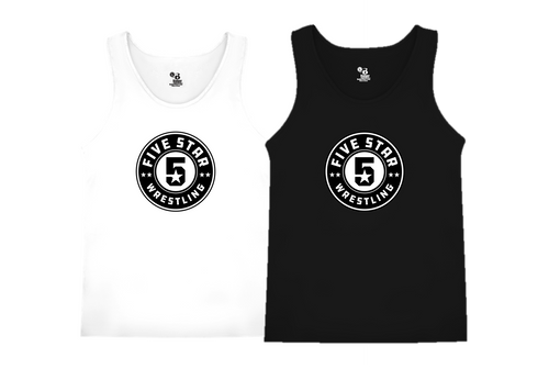 B-Core Tank (Adult/Youth Sizes) - Five Star Wrestling