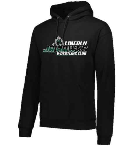 Hooded Sweatshirt (Adult/Youth Sizes) - Lincoln JR Wrestling