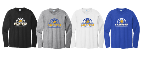 Fan Favorite Long Sleeve - Cranford Girls Basketball