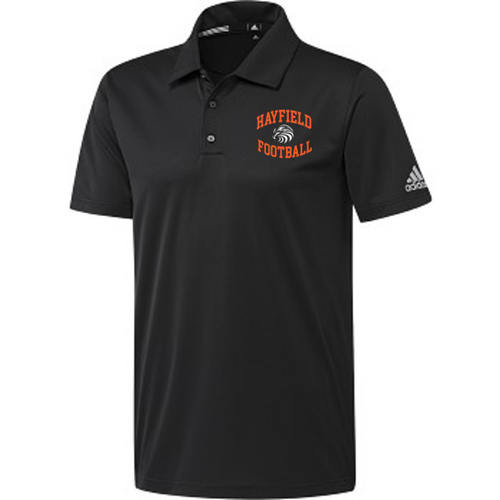 ADIDAS GRIND POLO - Adult - Hayfield Football Coaches