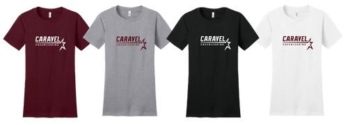 Ladies Fan Favorite Tee - Caravel Academy Cheer