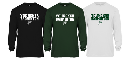 Performance Long Sleeve - Youngker Badminton