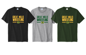 Fan Favorite Tee - Great Mills Wrestling