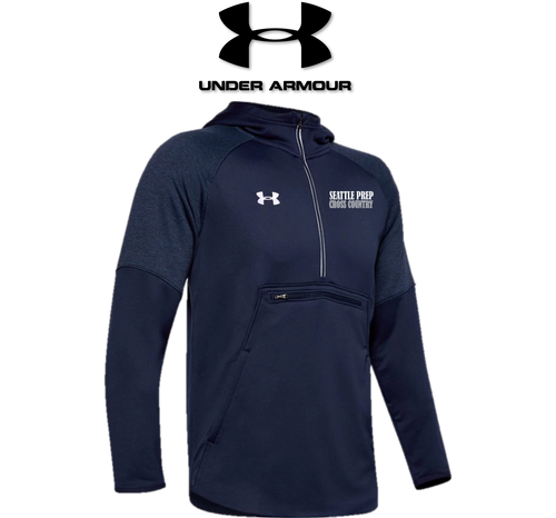 *UA M's Qualfier Fleece Anrk - SEATTLE PREP XC