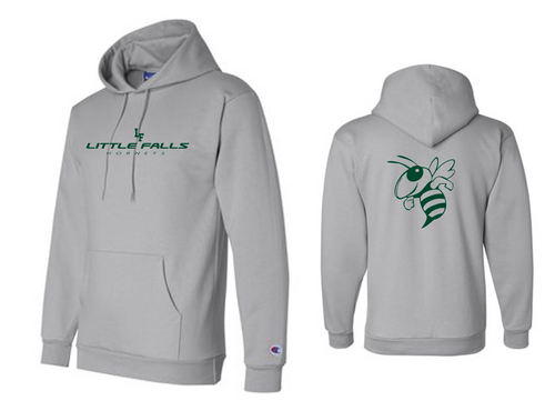 Champion ADULT 9 oz. Double Dry Eco® Pullover Hood - Little Falls Middle School