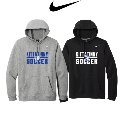 Nike Club Fleece Pullover Hoodie - Kittatinny Soccer