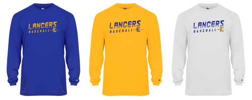 Performance Long Sleeve - Adult - LEE BASEBALL