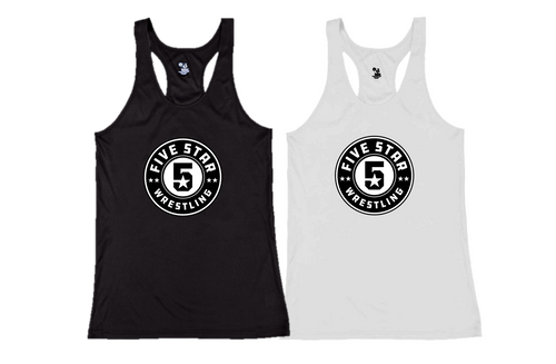 Ladies B-Core Tank (Adult/Youth Sizes) - Five Star Wrestling