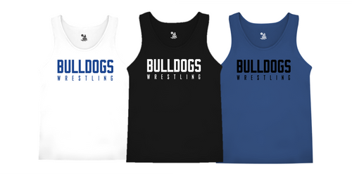 B-Core Tank  (Adult/Youth Sizes) - Bulldogs Wrestling
