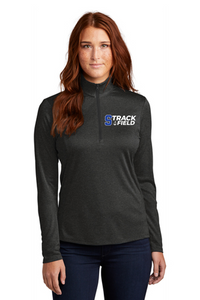 Ladies Endeavor 1/4-Zip (Lightweight) - LADIES - Scituate Track and Field