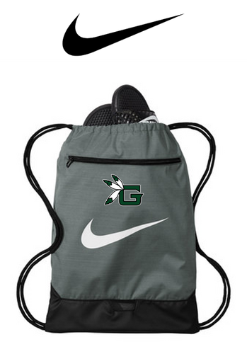 Nike Brasilia Gym Sack - Guilford Football