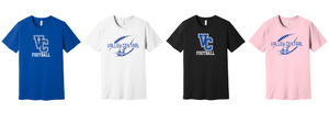 Fan Tee Shirt - Adult - Valley Central Football
