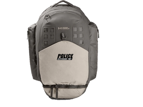 UA Huey 2.0 Backpack - JEFFERSON POLICE DEPT