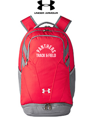 *UA Team Hustle Bag - Plumstead Christian Track & Field