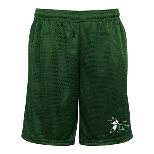 MESH POCKETED SHORT - Guilford Football