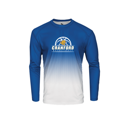 Hex Long Sleeve - Cranford Girls Basketball