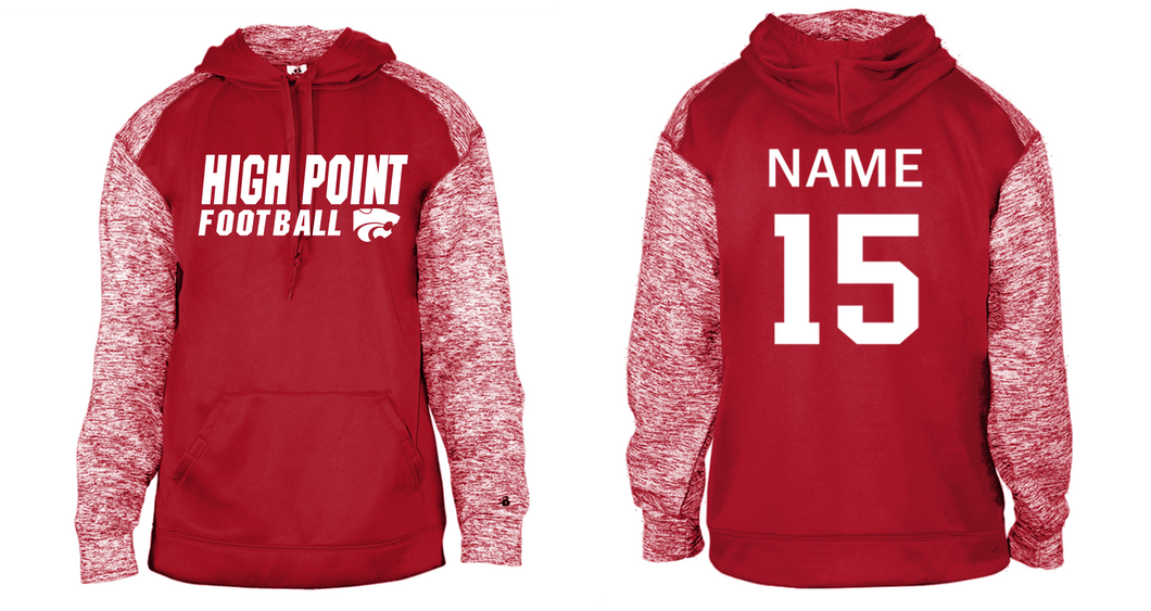 SPORT BLEND HOODIE - Adult - HP Regional Football