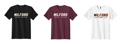 Softstyle Tee - Adult - Milford Track & Field