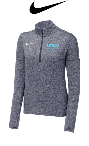 Ladies Nike Dry Element 1/2-Zip - LAKELAND FIELD HOCKEY