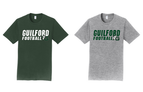 Fan Favorite Tee - Guilford Football