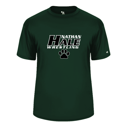 Performance Tee - Nathan Hale Wrestling