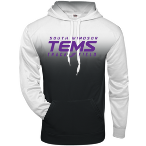 YOUTH OMBRE HOOD - TEMS TRACK & FIELD
