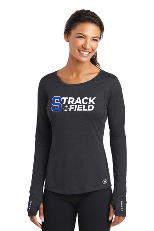 OGIO ENDURANCE Ladies Long Sleeve - Scituate Track and Field