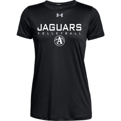 UA Ladies Locker Tee - Appo Volleyball