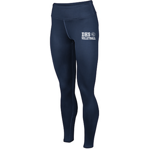 LADIES HYPERFORM COMPRESSION TIGHT - Delcastle Volleyball