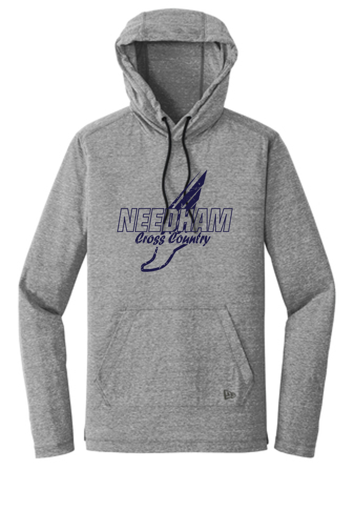 Adult Light Pullover Hoodie Tee - Needham XC