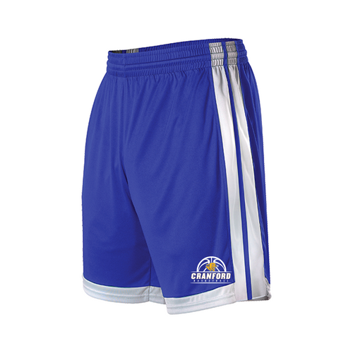 WOMENS SINGLE PLY BASKETBALL SHORT - Cranford Girls Basketball