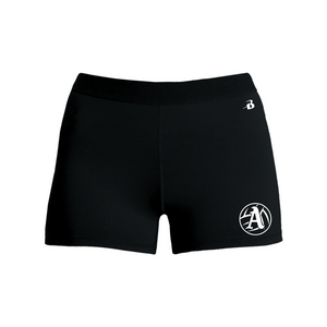Ladies Compression Short - Appo Volleyball