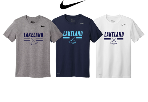 Nike Legend Tee - LAKELAND FIELD HOCKEY