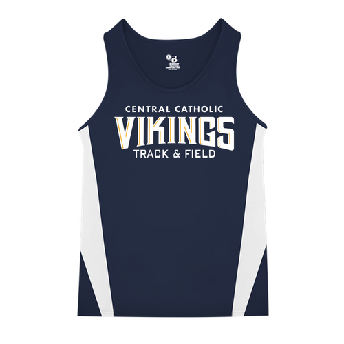 STRIDE SINGLET - Adult - Central Catholic Track & Field