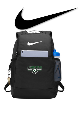 *Nike Brasilia Backpack - LIVINGSTON SOCCER