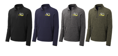 *Triumph 1/4-Zip Pullover - East Jersey Trout Unlimited