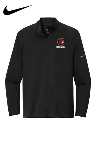 *Nike Dry 1/2-Zip Cover-Up - Coatesville Track