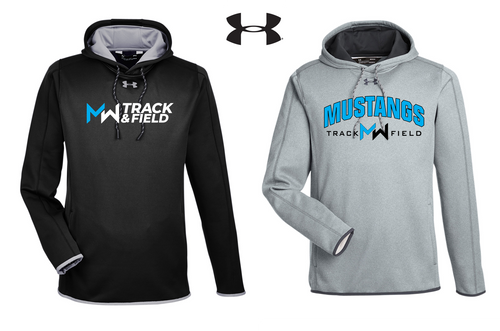 UA Double Threat Hoodie - Adult - Midd-West Track & Field