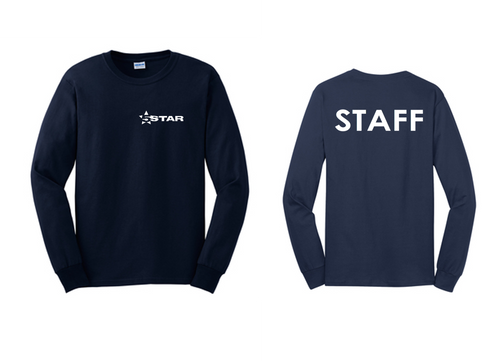 Cotton Long Sleeve - 5 Star STAFF
