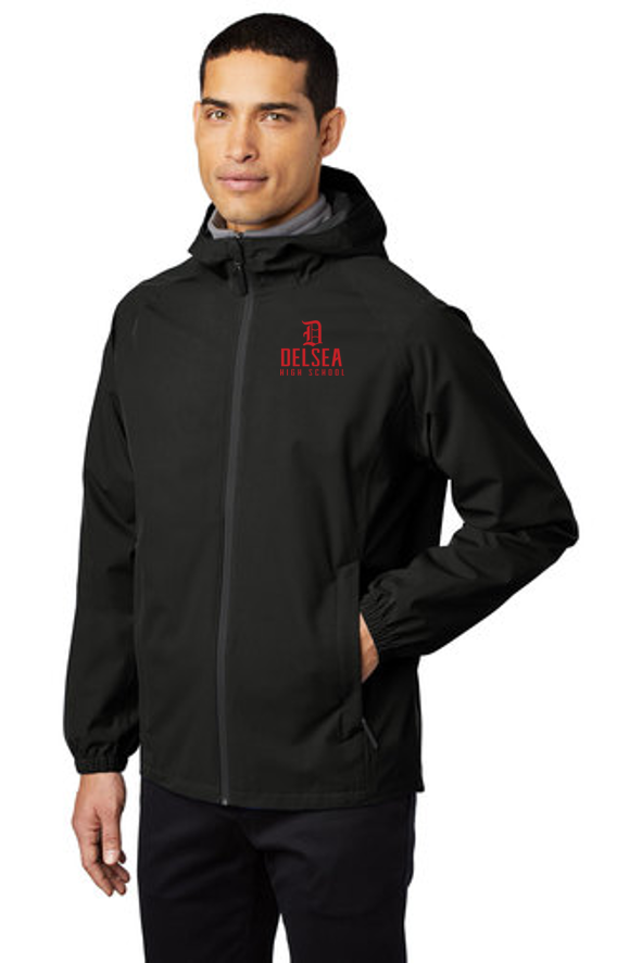 Tech Rain Jacket - Adult - Delsea Staff