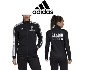 ADIDAS Soccer Jacket - Ladies- Canton Soccer