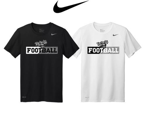 Nike Adult Legend Tee - Laona/Wabeno Football