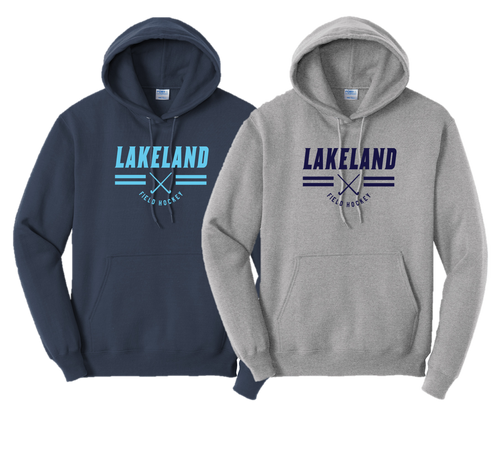 Hooded Sweatshirt - LAKELAND FIELD HOCKEY