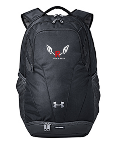 *Under Armour Unisex Hustle II Backpack - Rahway Outdoor Track & Field