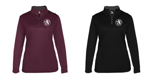 B Core Lightweight 1/4 Zip - LADIES - Appo Volleyball