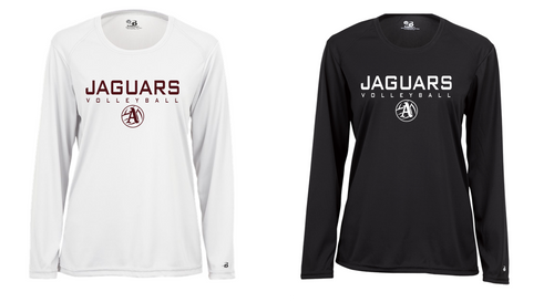 Ladies Performance Long Sleeve - Appo Volleyball
