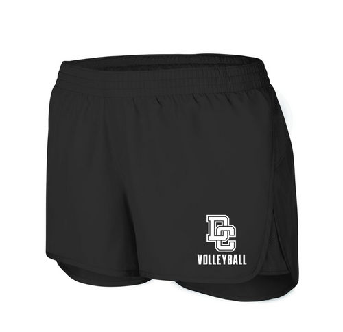 LADIES WAYFARER SHORTS - Deer Creek Volleyball