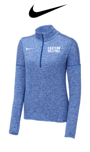 Ladies Nike Dry Element 1/2-Zip - Bristol Eastern Volleyball