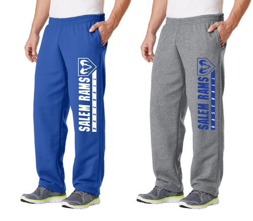 Sweatpants - Adult - Salem Rams Baseball