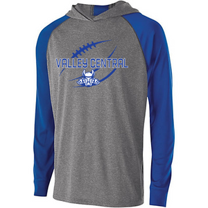 Echo Lightweight Hoodie - Adult - Valley Central Football